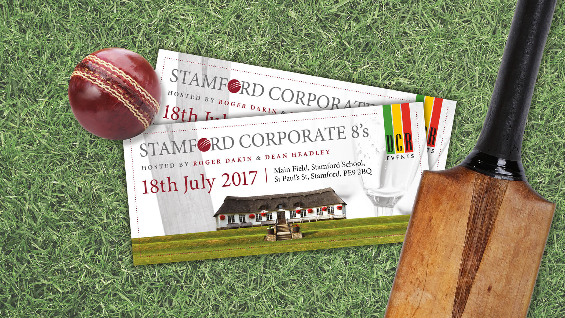 Stamford Corporate 8's Tickets