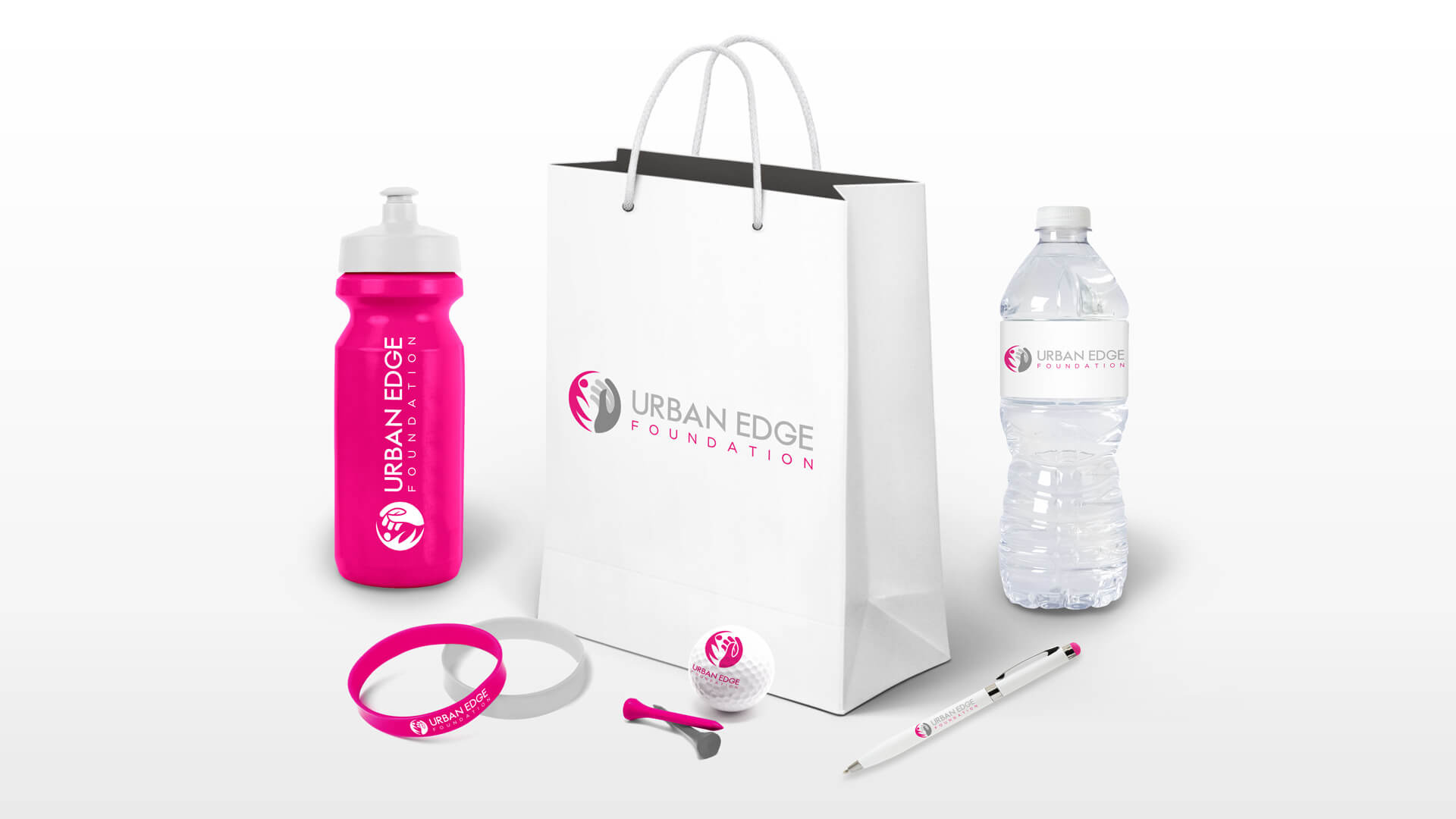 Urban Edge Foundation Marketing Materials
