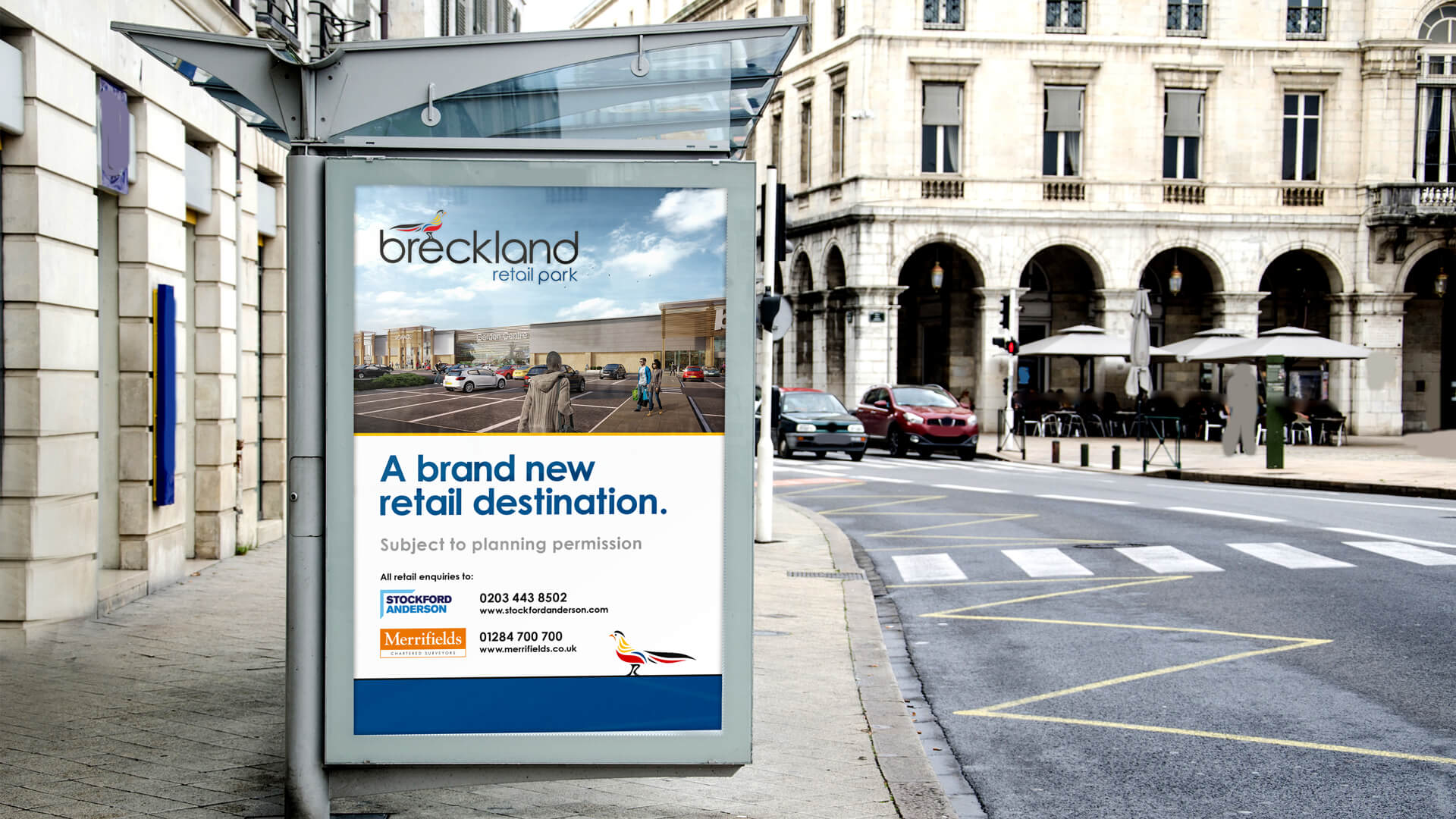 Breckland Retail Park Marketing Brochure