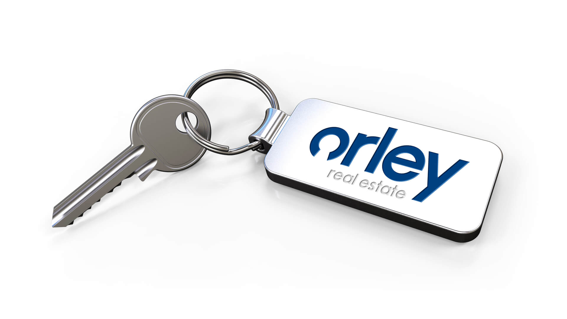 Orley Real Estate Keyring
