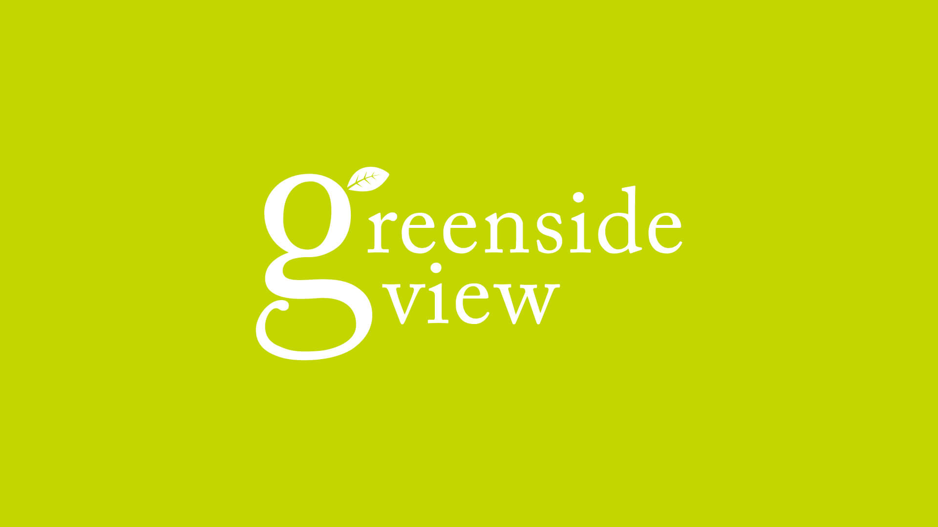 Greenside View Brand