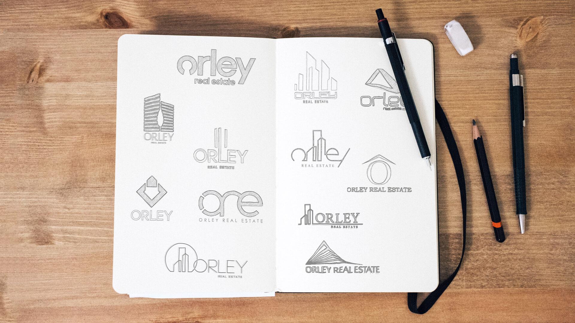Orley Real Estate Branding Ideas