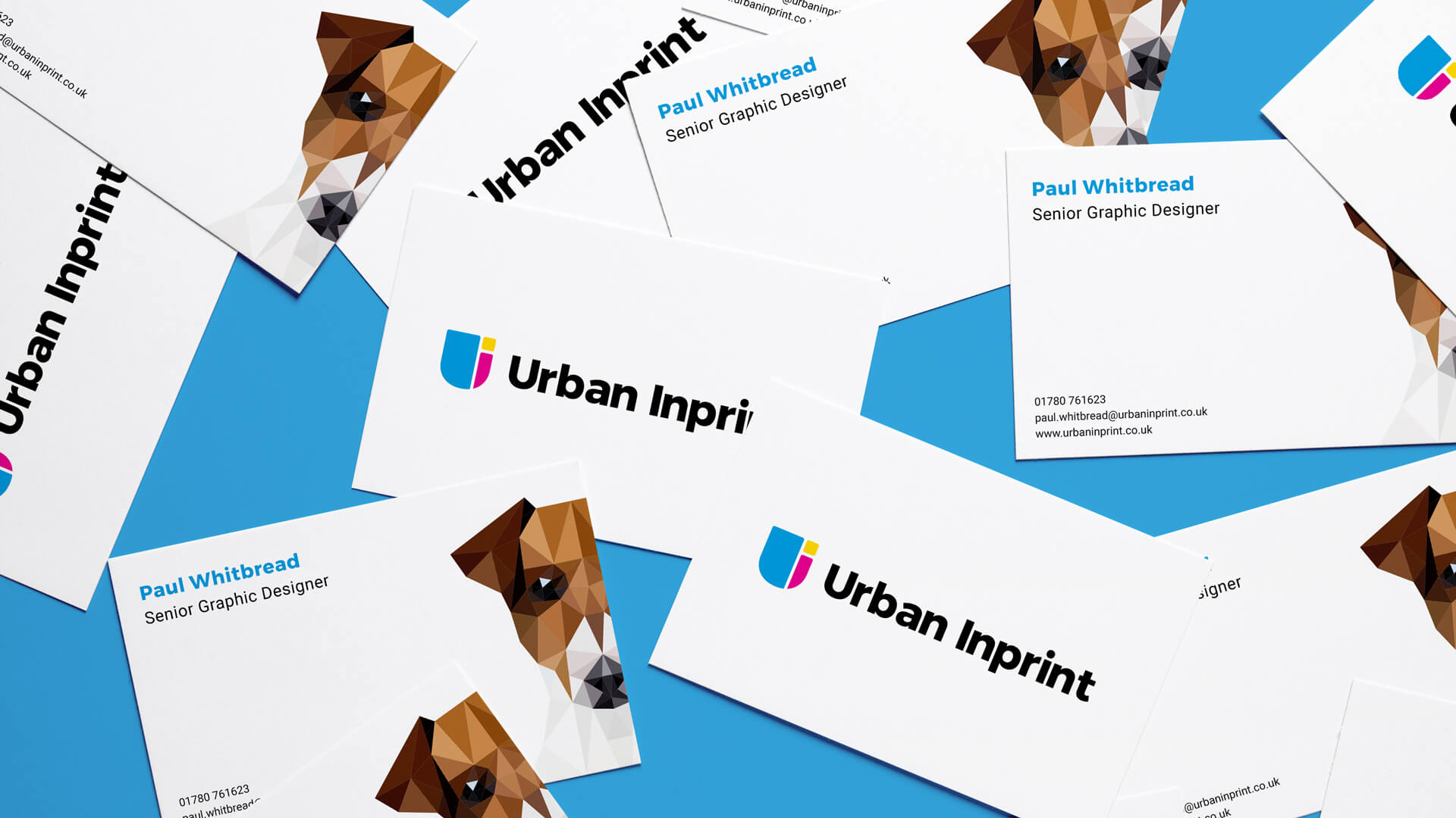Urban Inprint Business Cards