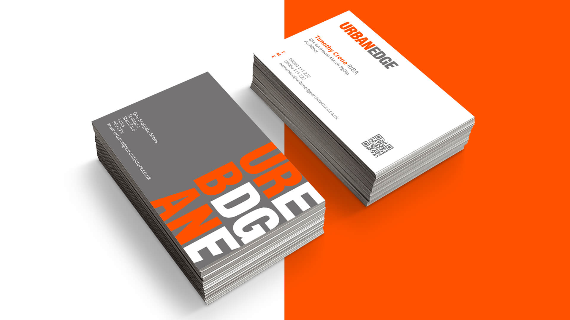 Urban Edge Architecture Business Card