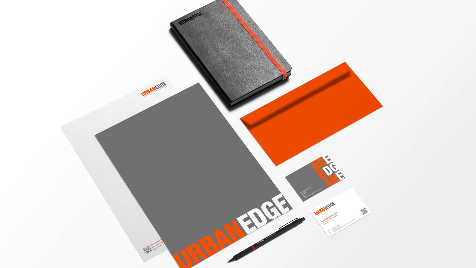 Urban Edge Architecture Stationary