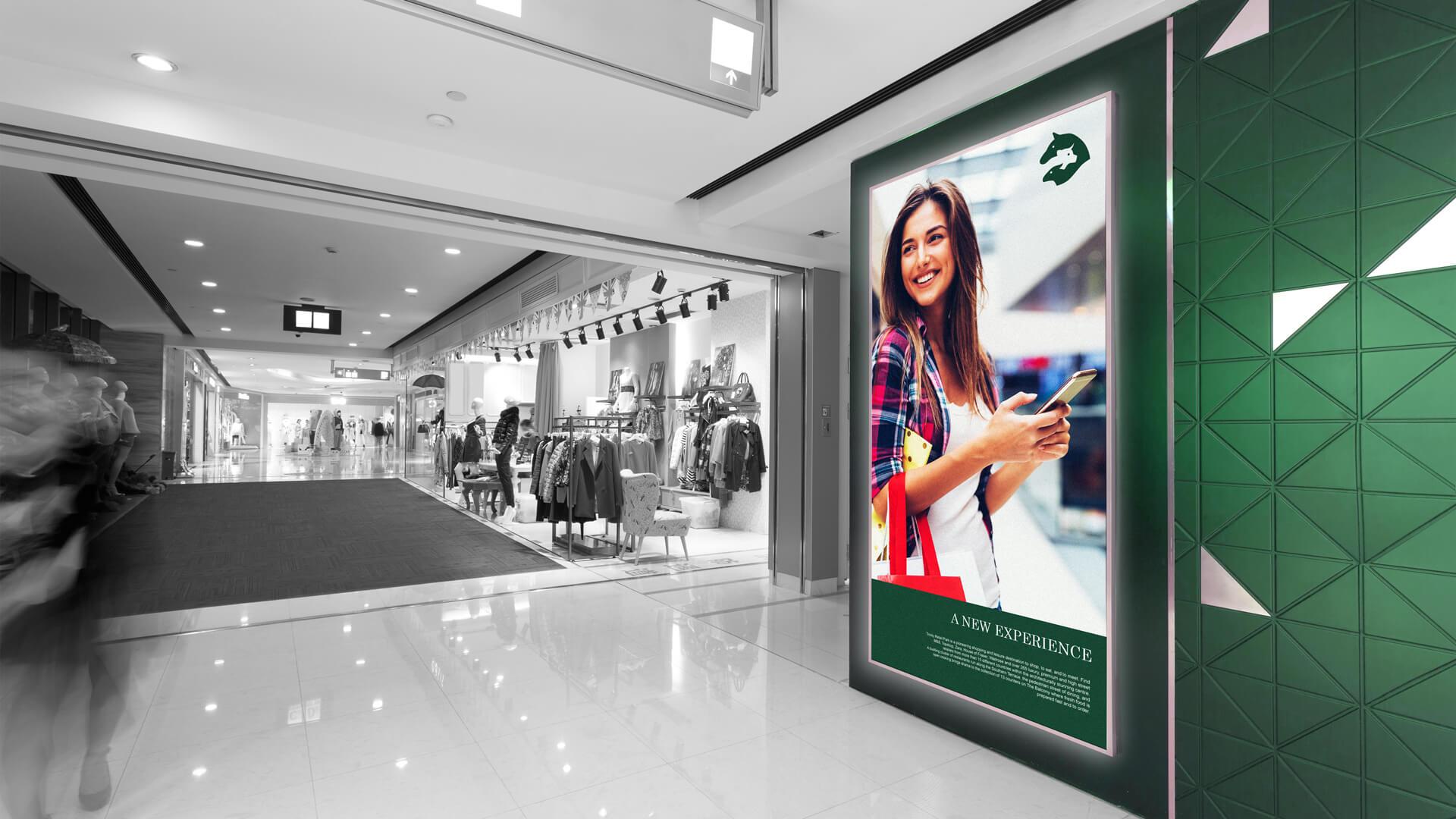 Trinity Retail Park Signage