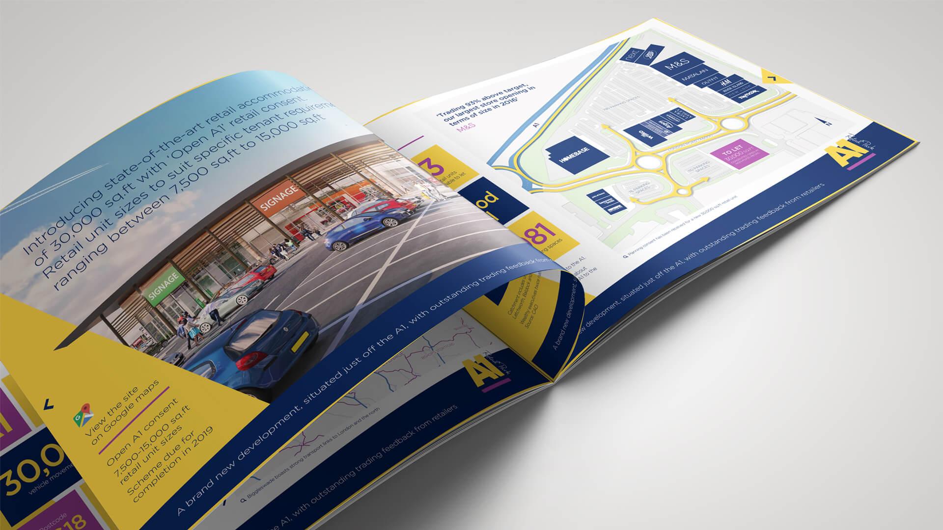 A1 Retail Park Brochure