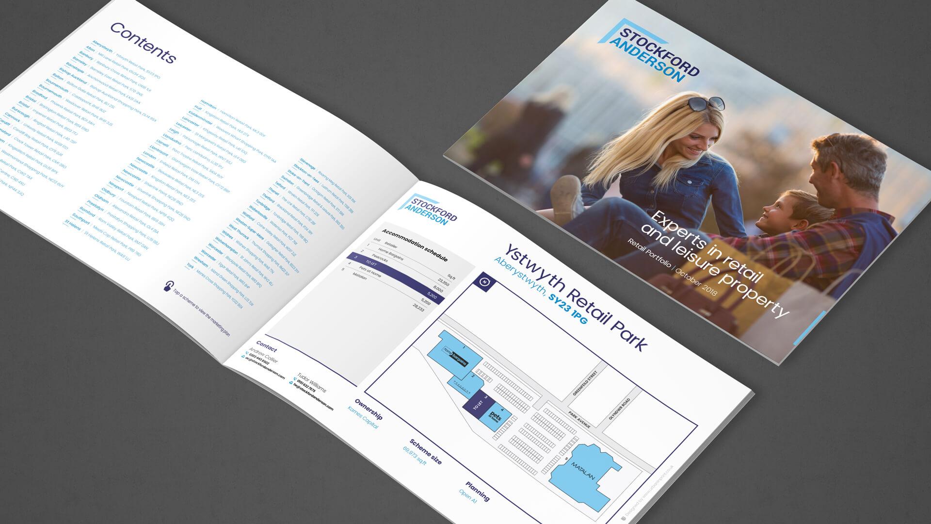 Stockford Anderson Retail Portfolio