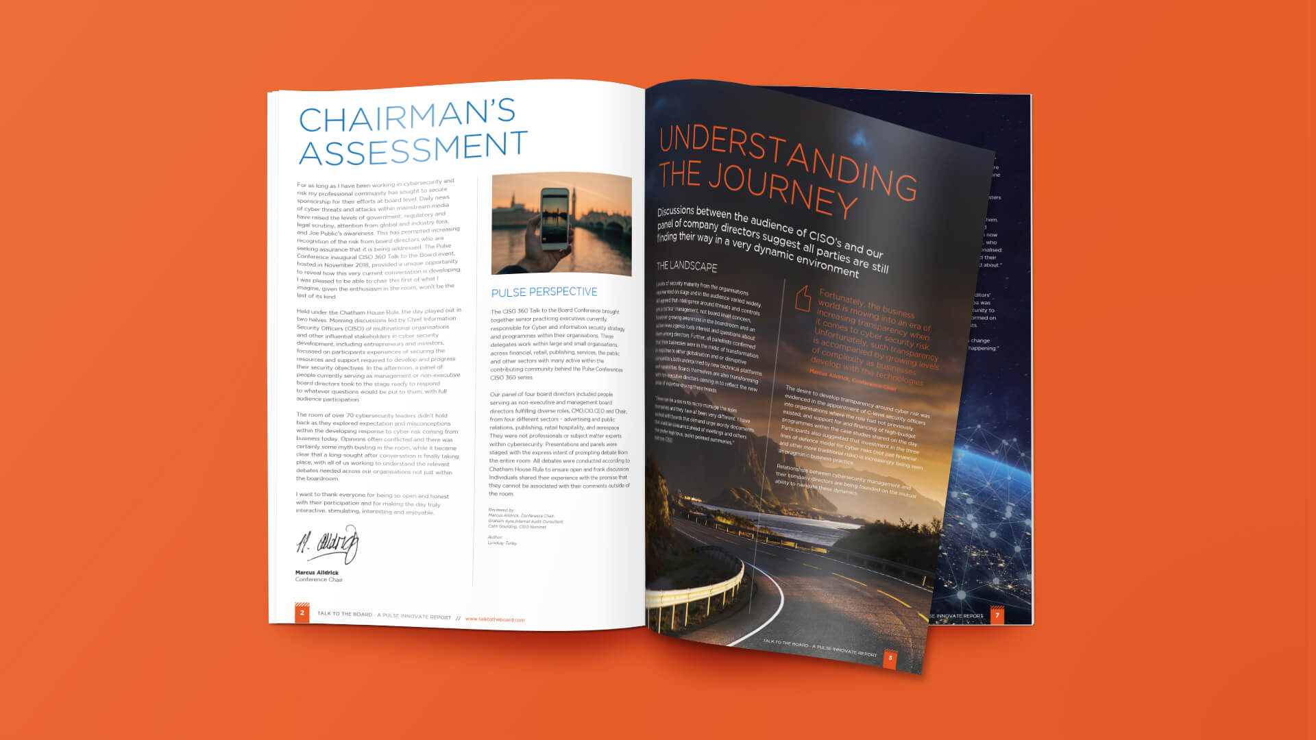 Pulse Conferences CISO Report